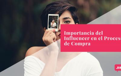 Importancia del Influencer en el Proceso de Compra